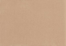 Empty cardboard texture Royalty Free Stock Images