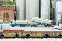 Empty cargo Royalty Free Stock Photos