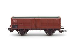 Empty cargo wagon Royalty Free Stock Image