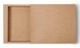 Empty carton Stock Photos
