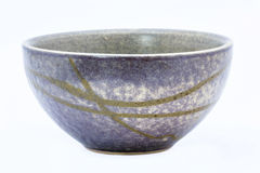 Empty ceramic bowl Royalty Free Stock Photography