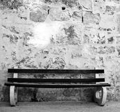 Empty chair Stock Images