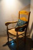 Empty chair Stock Photos