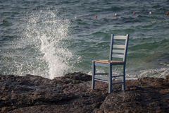Empty chair. Stock Photography
