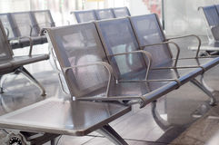 Empty chairs Stock Photography