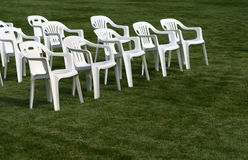 Empty Chairs 4 Stock Image