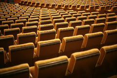 Empty Chairs Stock Image