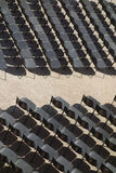 Empty chairs audience concept Royalty Free Stock Image