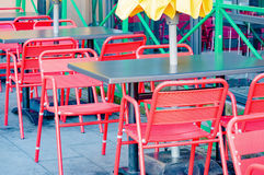 Empty chairs Royalty Free Stock Photos