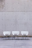 Empty chairs Royalty Free Stock Photo