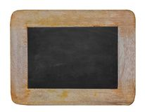 Empty Chalk board Background/Blank.Blackboard Background. Blackboard texture. Chalkboard or School board use for background ,backdrop , wallpaper and copy space Stock Photography