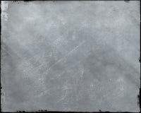 Empty chalk board Royalty Free Stock Photography