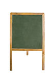 An empty chalk board on tripod Royalty Free Stock Photo