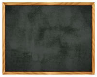 Empty chalkboard Royalty Free Stock Photography