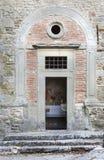 Empty chapel Royalty Free Stock Photo