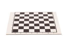 Empty chess board Stock Photos