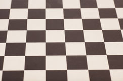 Empty chess board Royalty Free Stock Image