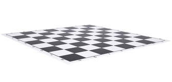 Empty chessboard Royalty Free Stock Photos