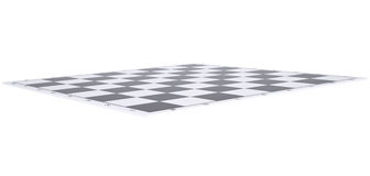 Empty chessboard Royalty Free Stock Images