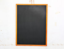 Empty Chockboard Royalty Free Stock Photography