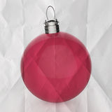 Empty Christmas ornament Royalty Free Stock Photo