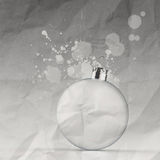 Empty Christmas ornament Stock Photos