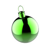 Empty Christmas ornament Royalty Free Stock Photography
