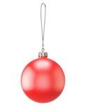 Empty Christmas ornament Royalty Free Stock Photos