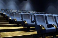 Empty cinema Stock Photos