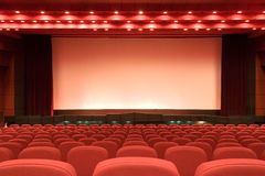 Free Empty Cinema Auditorium Stock Photos - 3585663