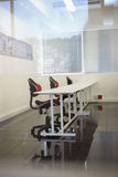 Empty class room Royalty Free Stock Photography