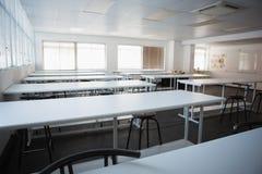 Empty class room Stock Photos