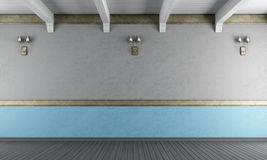 Empty classic room Royalty Free Stock Photography
