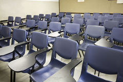 Empty classroom Royalty Free Stock Photography