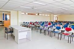 Empty classroom Royalty Free Stock Image