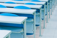 Empty Classroom Royalty Free Stock Photography