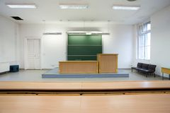 Free Empty Classroom Stock Images - 8015214