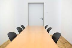 Empty classroom Stock Photography