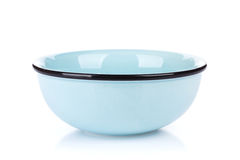 Empty clean bowl Royalty Free Stock Photos