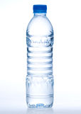 Empty and clean drinking water. Clean empty clear transparent bottle drinking water you could adds some images signs or logos into space royalty free stock image