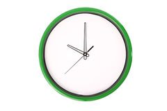 Empty clock serie - 10 o'clock. Royalty Free Stock Photography