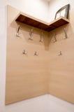 Empty Coat Hanger Stock Images