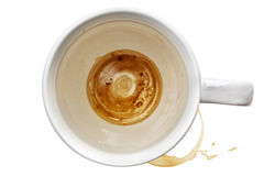 Empty Coffee Mug Royalty Free Stock Image