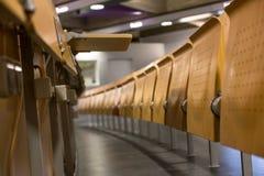 Empty college auditorium Stock Photos