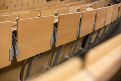 Empty college auditorium Royalty Free Stock Images