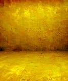 Empty Concrete Room Stock Image