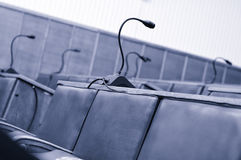 Empty conference business room. Royalty Free Stock Photography