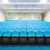 Empty conference hall. Royalty Free Stock Image