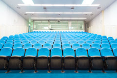 Empty conference hall. Royalty Free Stock Images