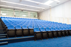 Empty conference hall. Royalty Free Stock Photos